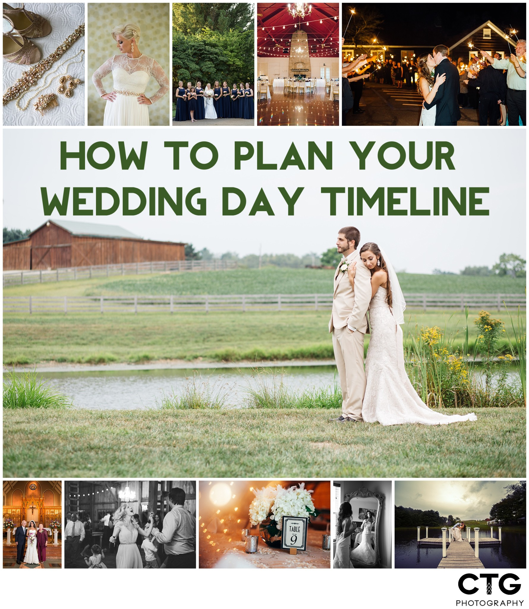 Wedding Day Timeline: Wedding Photography Timeline- How To Make Your Ideal