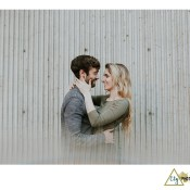 Downtown Pgh Engagement Shoot